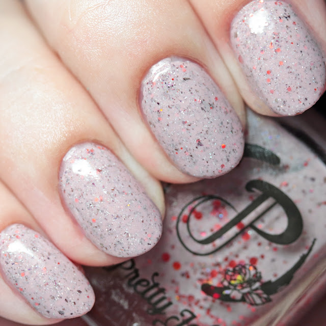 Pretty Jelly Nail Polish Dawn