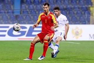 Πατώσαμε - Νέα ήττα της Κύπρου, 4-0 από το Μαυροβούνιο