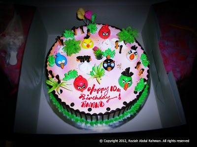 Anand Birthday Cake