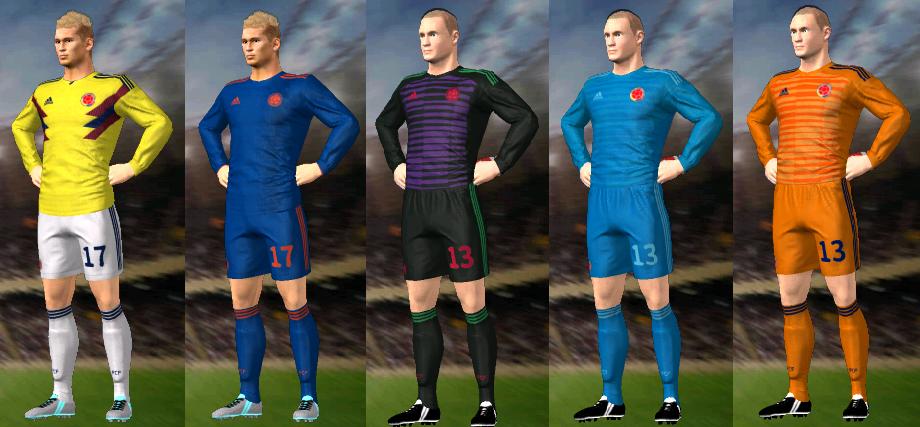 cc64bdec6fb Kits/Uniformes para FTS 15 y Dream League Soccer: Kits/Uniformes ...
