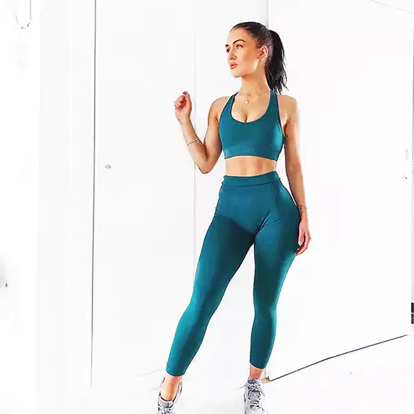 Best Seamless Yoga Sets For Girls