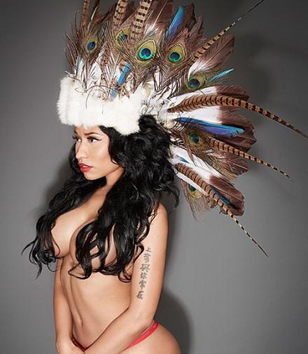 Sexy American rapper Nicki Minaj Nude Boobs Pussy Pics