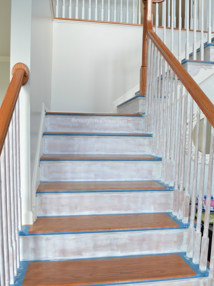 Stairs Primed