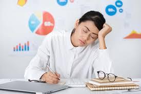 Kurang Tidur = Cepat Pikun