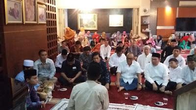 Cetak Hafidz di Lampung ARB Bangun Yayasan Baitul Qur'an