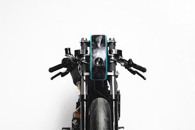 Suzuki DR 650 Urban Tracker