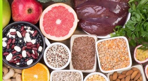 التغذية الصحية و المنرض