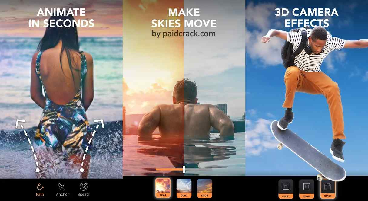 Motionleap - Photo Animator Pro Mod Apk 1.3.5
