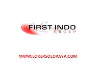 Lowongan Kerja Solo Raya Maret 2021 di First Indo Group