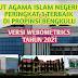 IAIN Curup Sukses Peringkat 3 Kampus Terbaik Bengkulu