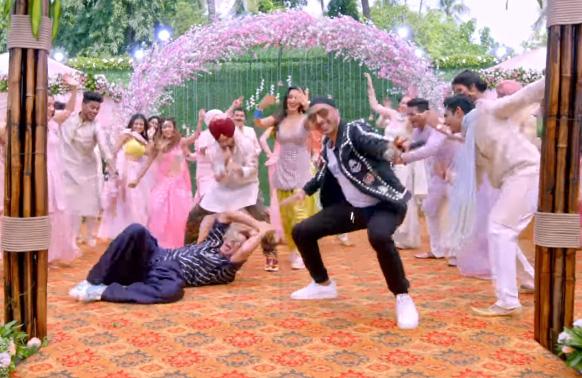 akshay kumar naagin dance sauda khara khara