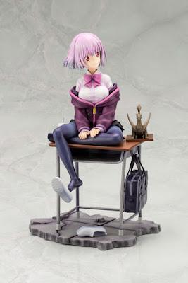 "Figuras: Preciosas figuras de Rikka Takarada y Akane Shinjou de ""SSSS.Gridman"" - Kotobukiya"