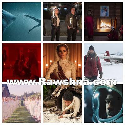 افلام النجاة و البقاء على قيد الحياة 2019