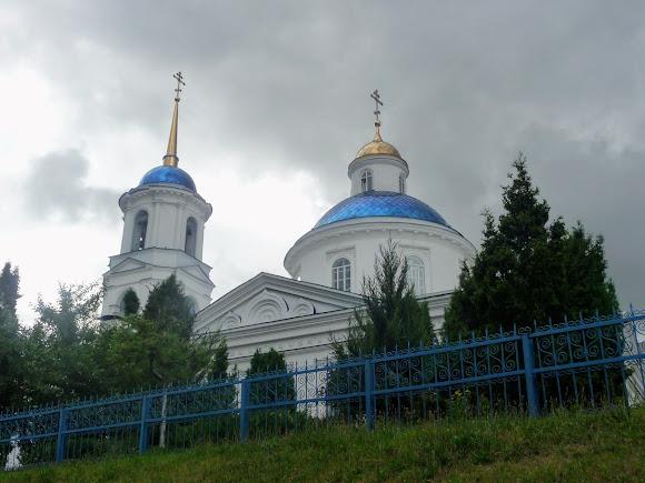 Суми. Свято-Ільїнська церква. 1851 р. УПЦ МП
