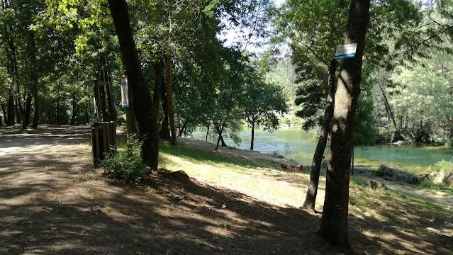 Zona Fluvial do Cavadinho