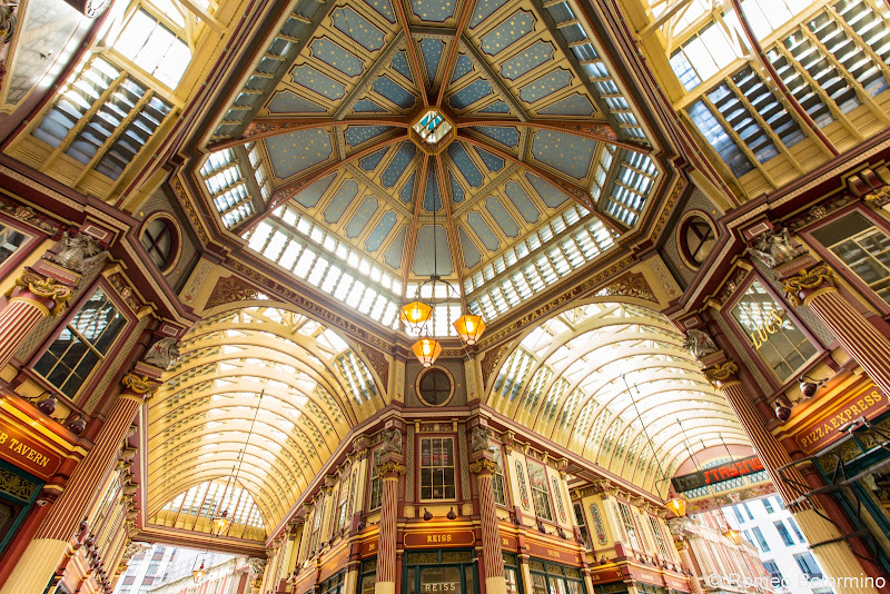 Leadenhall Market What to Do With a Long Layover in London