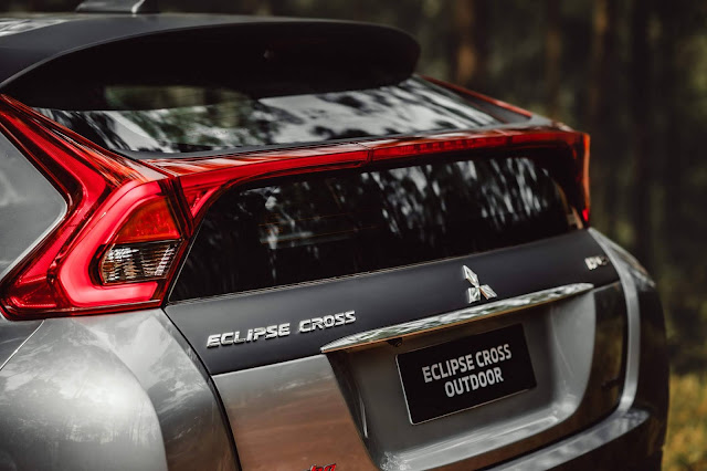 Mitsubishi Eclipse Cross Outdoor 2021