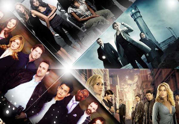 Series de television, anime, gringas, en formato