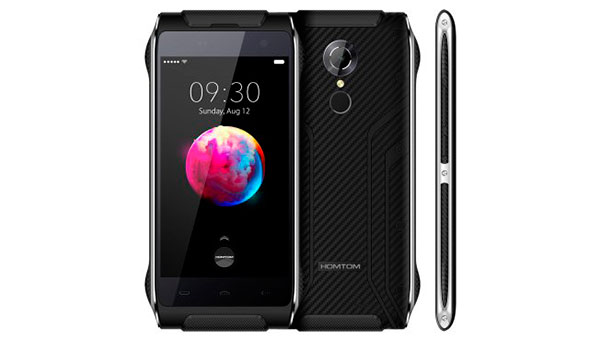 HOMTOM HT20 Pro Smartphone Cinese più Venduto nel negozio Gearbest