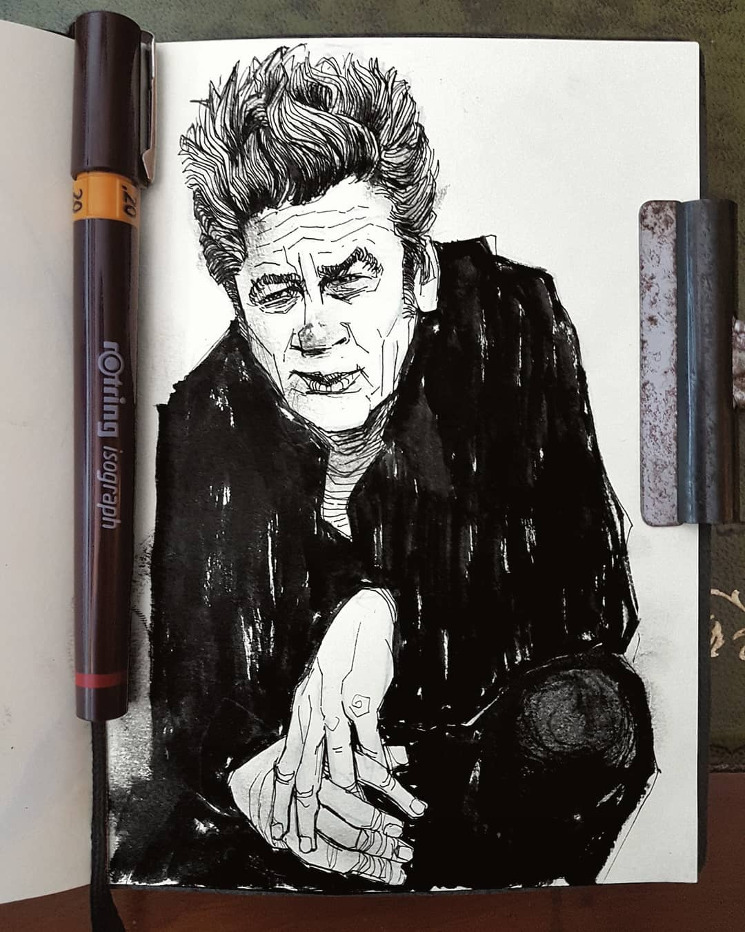 artwork Benicio Del Toro