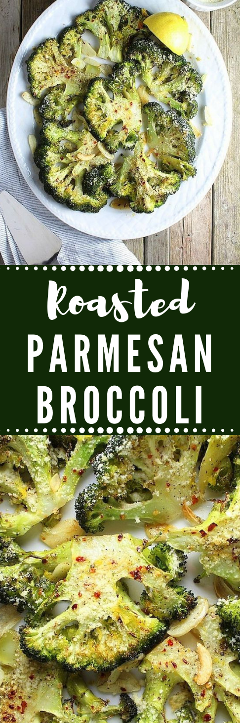 ROASTED PARMESAN BROCCOLI #parmesan #cauliflower #vegetarian #vegan #broccoli