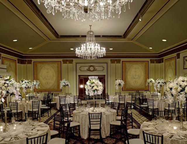 San Francisco Bay Area Wedding Venues sir francis drake hotel san francisco