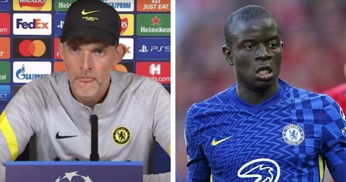 Chelsea boss Tuchel provides fitness update ahead of Zenit game