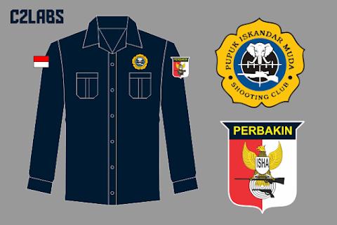 Custom Kemeja Lapangan Perbankin Iskandar Muda Aceh