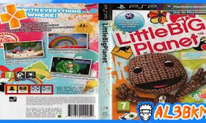 تحميل لعبة LittleBigPlanet psp iso مضغوطة لمحاكي ppsspp