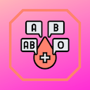 Icon Blood Connection - Blood Type & Blood Test