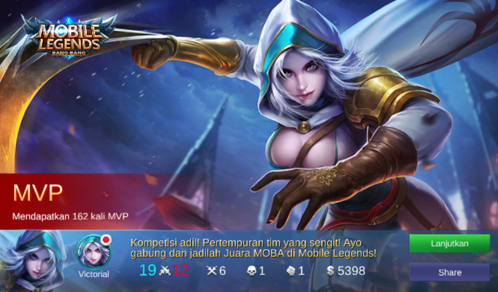 Best Gear dan Build Item Natalia Terbaru Mematikan Serta Full Damage Di Mobile legend