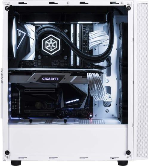 Review SilverStone Technology FARA R1 White PC Case