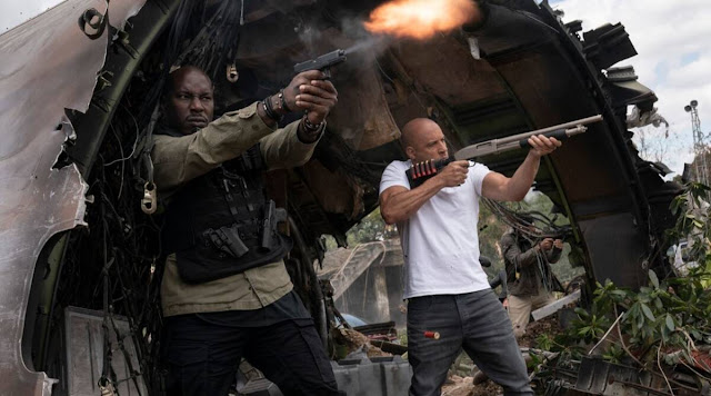 Fast & Furious 9 HD Wallpapers
