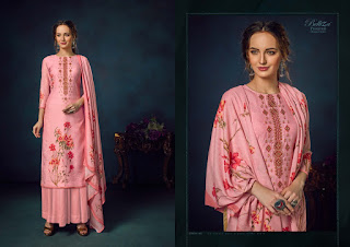 Belliza Designer Ziyaa Cotton Muzlin Salwar Kameez Collection