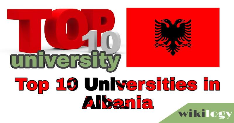 Top 10 University in Albania