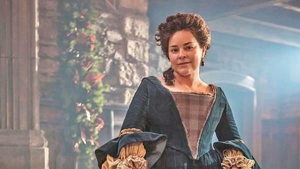Diana Gabaldon hizo un cameo en Outlander