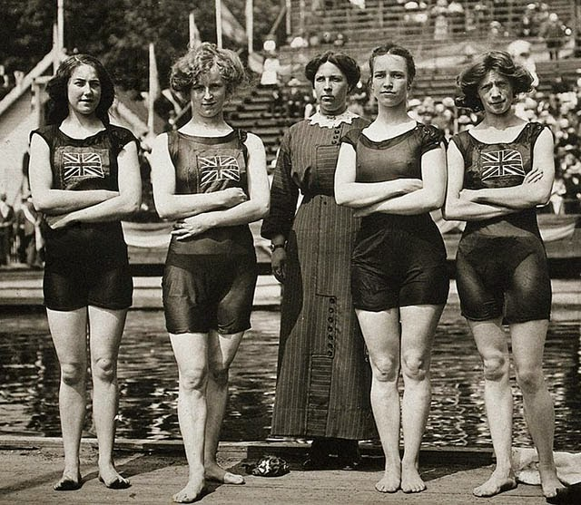 Before the Modern Day Bikini: 33 Interesting Vintage