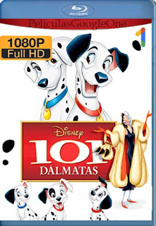 101 Dalmatas[1961] [1080p BRrip] [Latino- Ingles] [GoogleDrive] LaChapelHD