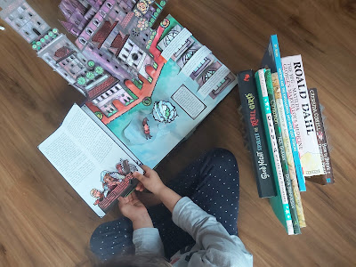 Books for 5 to 10 year old