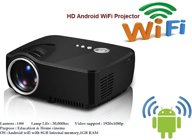 unic Android WiFi Projector