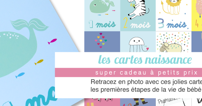 un faire part magnet pour une naissance un mariage un save the date cartes mois b b. Black Bedroom Furniture Sets. Home Design Ideas