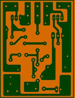 power ampli Super Kecil Sederhana dan Cukup Bertenaga