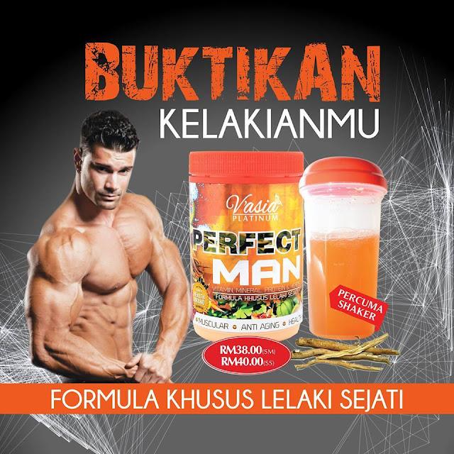 Perfect Man V'asia