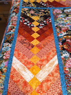 Best Friends Quilting Asian French Braid Quilt