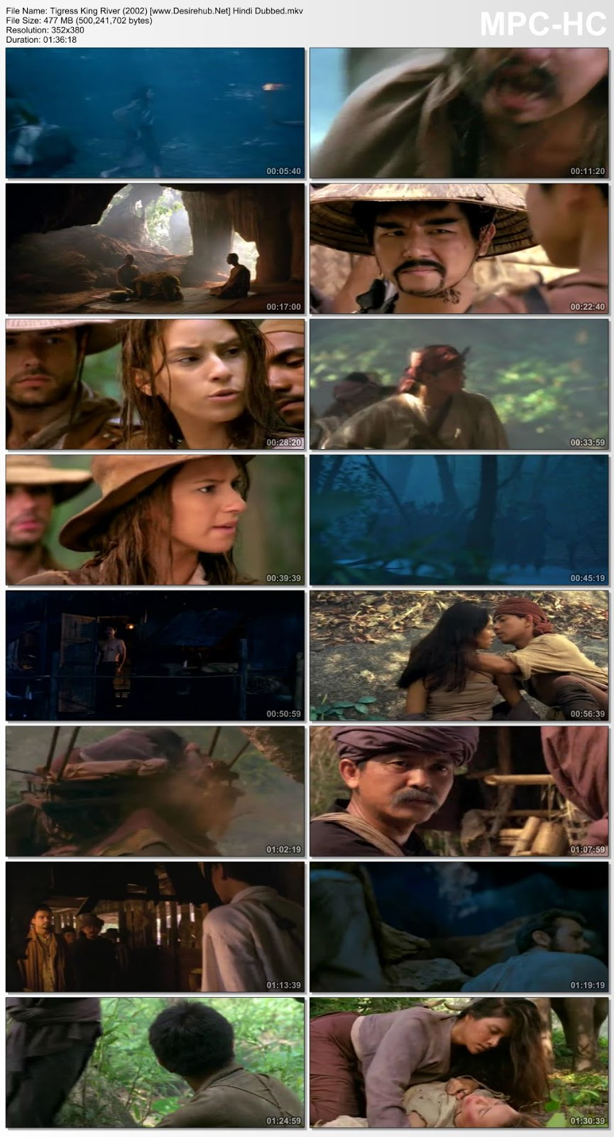 Tigress of King River (2002) 480p Dual Audio – 400MB Desirehub