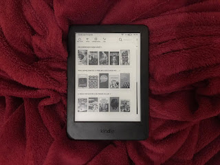 Compramos um Kindle + arquivos no dispositivo