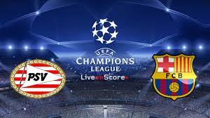 مشاهده مباراة برشلونة وبي اس في ايندهوفن بث مباشر اليوم