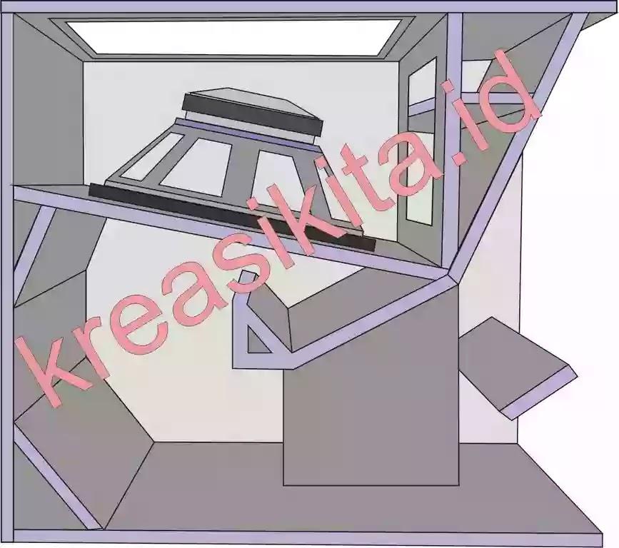 Ukuran Box  CLA 18 Inch