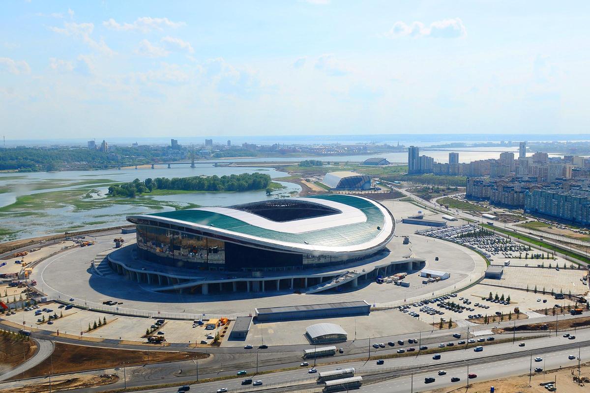 guida stadi mondiali russia 2018 kazan