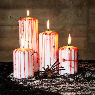 velas sangrientas